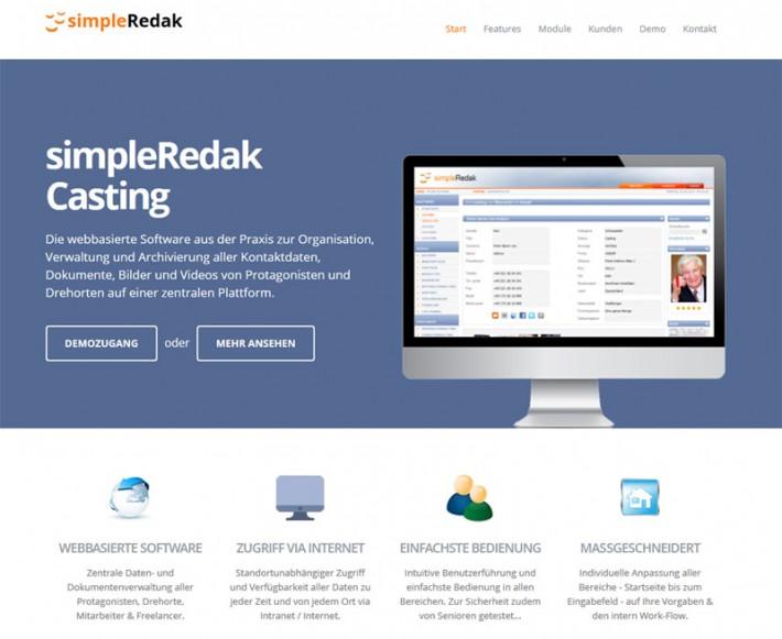 Casting Datenbank