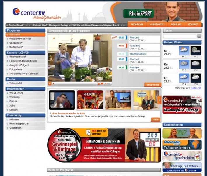 center.tv Köln