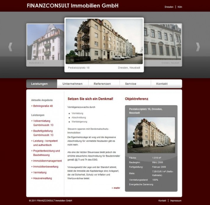 Finanzconsult Immobilien